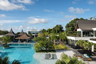 The Resort Villa featured in Rolls-Royce's 110th anniversary book ? Strive for Perfection