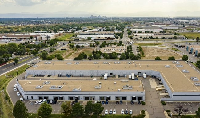 Commerce Square is located just south of I-70 in the Denver-Aurora metro area. The property has changed hands for the first time in twenty years.