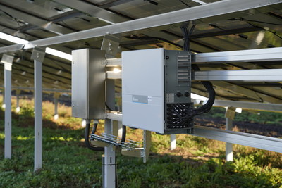 Delta's M70A PV string inverters are being implemented in the largest ground-mounted solar park in Southern Germany.