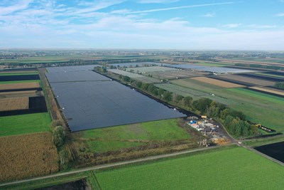 Delta Supplies High-Efficiency PV Inverters for Southern Germany's Largest Ground-mounted Solar Power Plant