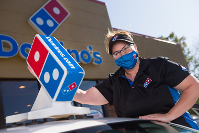 Domino's announced that more than 11,500 company-owned store and supply chain hourly team members and drivers will receive a special bonus in December – an investment totaling more than $9.6 million.