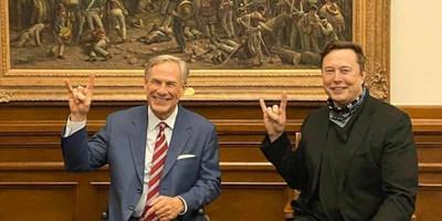 Texas Gov Abbott Via Facebook