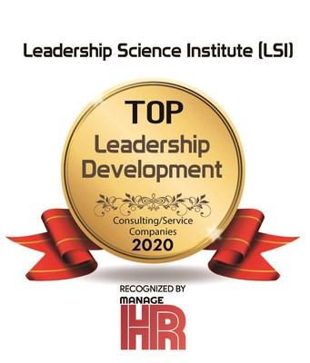 Top Leadership Development Award