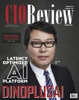 """DinoPlusAI Received an Award from CIOReview in the """"Most Promising AI Solution Providers 2020"""""""