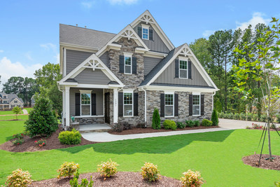 A Mattamy home in Raleigh, North Carolina (CNW Group/Mattamy Homes Limited)