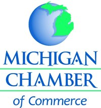 The Michigan Chamber of Commerce is a statewide business organization representing approximately 5,800 employers, trade associations and local chambers of commerce. The Michigan Chamber represents businesses of every size and type in all 83 counties of the state. The Michigan Chamber was established in 1959 to be an advocate for Michigan's job providers in the legislative, political and legal process. (PRNewsFoto/Michigan Chamber of Commerce)