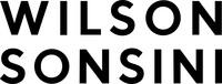 Wilson Sonsini Goodrich & Rosati logo. (PRNewsFoto, Wilson Sonsini Goodrich & Rosati)