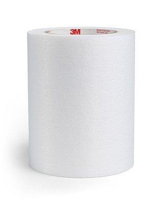 2480 3M™ Single-Coated Medical Nonwoven Tape with Hi-Tack Silicone Adhesive on Liner