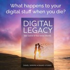 """New Book """"Digital Legacy: Take Control of Your Online Afterlife"""" released by GoodTrust founders"""