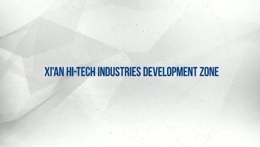 """Xinhua Silk Road: La transmisión en vivo de Xi'an Hi-Tech explica el desarrollo """"key&core"""" impulsado por la tecnología"""