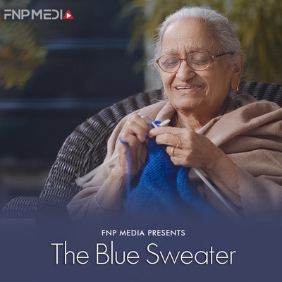 The Blue Sweater Film Poster
