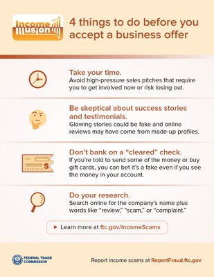 Four things to do before you accept a business offer