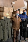 Hilco Global Donates Thousands Of New Winter Coats And Cold...
