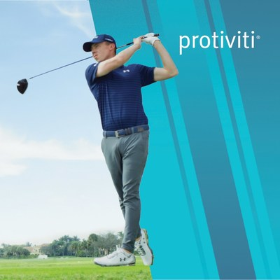 Protiviti brand ambassador and professional golfer Matt Fitzpatrick wins the 2020 DP World Tour Championship in Dubai.