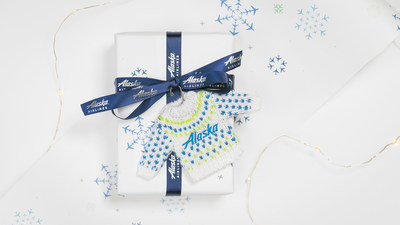 Alaska Airlines offers last-minute gifts for the frequent traveler in your life – from the gift of 2021 travel to some of the most unique airline swag in the industry.