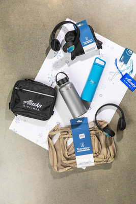 Alaska Airlines offers travel gift certificates for something to look forward to in 2021, along with accessories to make travel as comfortable as possible.