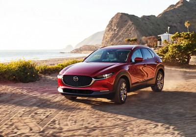 (PRNewsfoto/Mazda North American Operations)