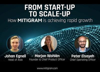 Trade Finance Fintech Mitigram is expanding rapidly.