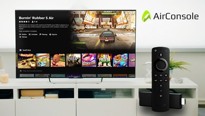AirConsole - Play games together on Amazon Fire TV