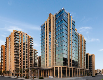 The Wyndham Dubai Deira is one of the first hotels to open in the highly anticipated Deira Enrichment Project.