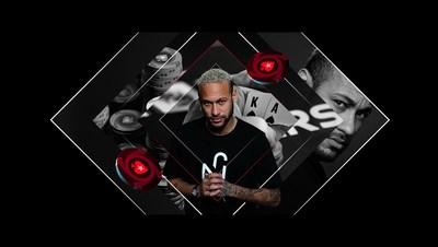 PokerStars x Neymar Jr (PRNewsfoto/PokerStars)