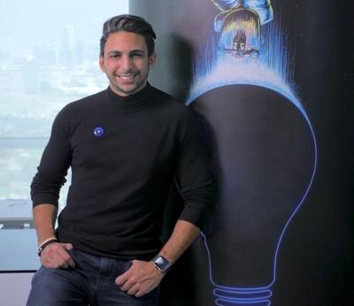 Khaled Zaatarah, founder and CEO, 360VUZ