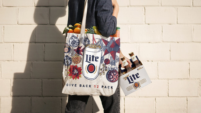 Miller Lite Give Back 12-Pack