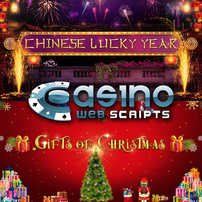 CasinoWebScripts Announces Exciting Games Release for December