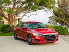 El Honda Accord 2021 recibe la calificación MEJOR OPCIÓN EN SEGURIDAD+ DEL IIHS