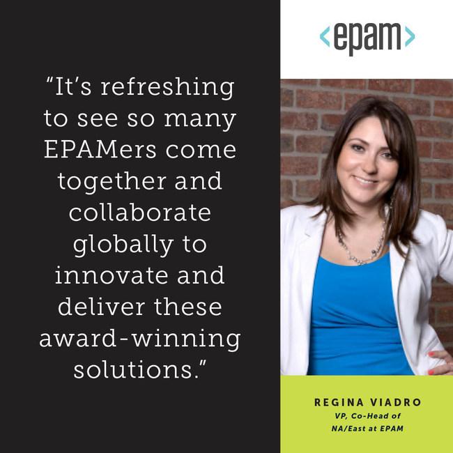 (PRNewsfoto/EPAM Systems, Inc.)