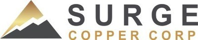 Surge Copper Corp. Logo