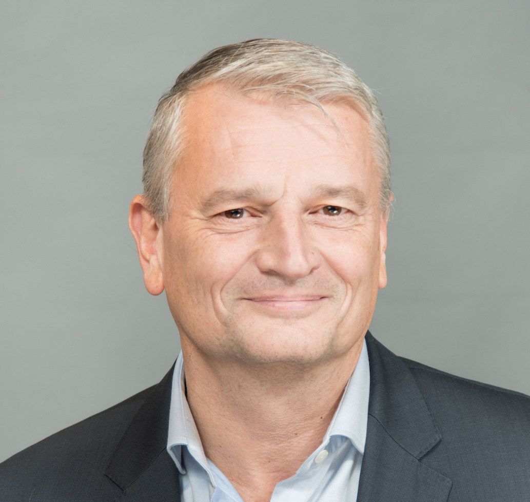 Olivier Jouve, EVP and GM, Genesys Cloud