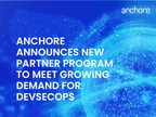 Anchore Announces New Partner Program to Meet Growing Demand for DevSecOps