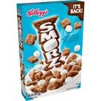 Rumors Revealed: Yes, Kellogg's® Brings SMORZ™ Cereal Back