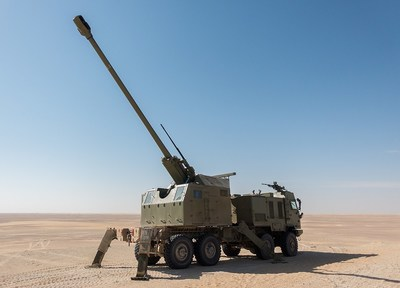 Nora B-52 155 mm Mobile Howitzer System 155mm Howitzer System