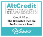 Bramshill Investments Wins Two 2020 Performance Awards