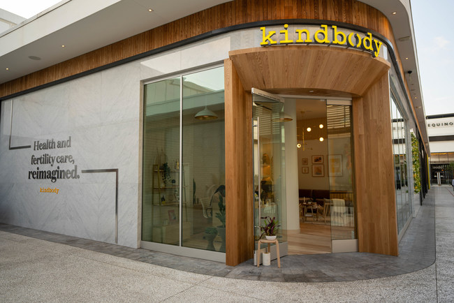 Kindbody's new flagship LA clinic opens at Westfield Century City.