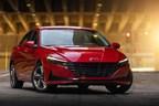 Hyundai Elantra Named Finalist For 2021 North American Car of the Year™