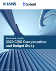 IANS & Caldwell's Cyber Security Practice Release CISO Comp,...