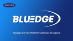 Carrier Secures 1,000 BluEdge Service Contracts in First Six Months, Expands Geographic Coverage