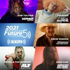 SiriusXM Reveals 'Future Five for 2021' and Welcomes 'The Class of 2020' in Music