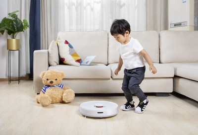 TROUVER Launches Cost-effective Robot Vacuum Named Finder, Offering Users a Smarter Home Cleaning Experience This Christmas