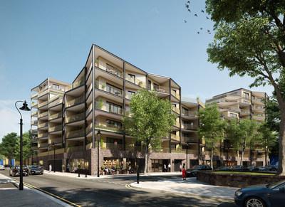 Dockley RoadDockley Road © William Avery and Studio Woodroffe Papa & Poggi Architecture (PRNewsfoto/Legendre)