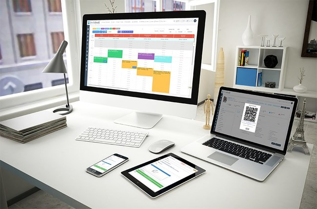 ClinicSoftware.com Calendar, Customer Profile, Paperless Tablet consent forms and App