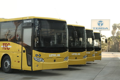 TEMSA: Bus exports to be delivered to the heart of the European Union
