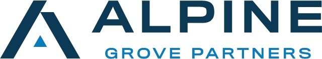 Alpine Grove Partners标志(CNW Group/Alberta Investment Management Corporation)