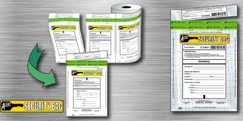 Packaging Horizons - Alert Security Bag Products. Easy to use tamper evident bag technology.