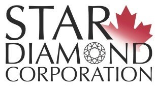 Star Diamond Corporation logo (CNW Group/Star Diamond Corporation)