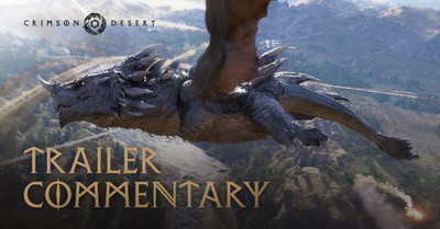 Pearl Abyss Unveils Crimson Desert Trailer Commentary