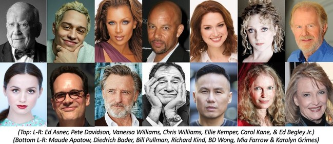 """A recorded version of the star-studded """"It's a Wonderful Life"""" live table read is now available online, for a limited run through New Year's Eve at www.teafc.org."""